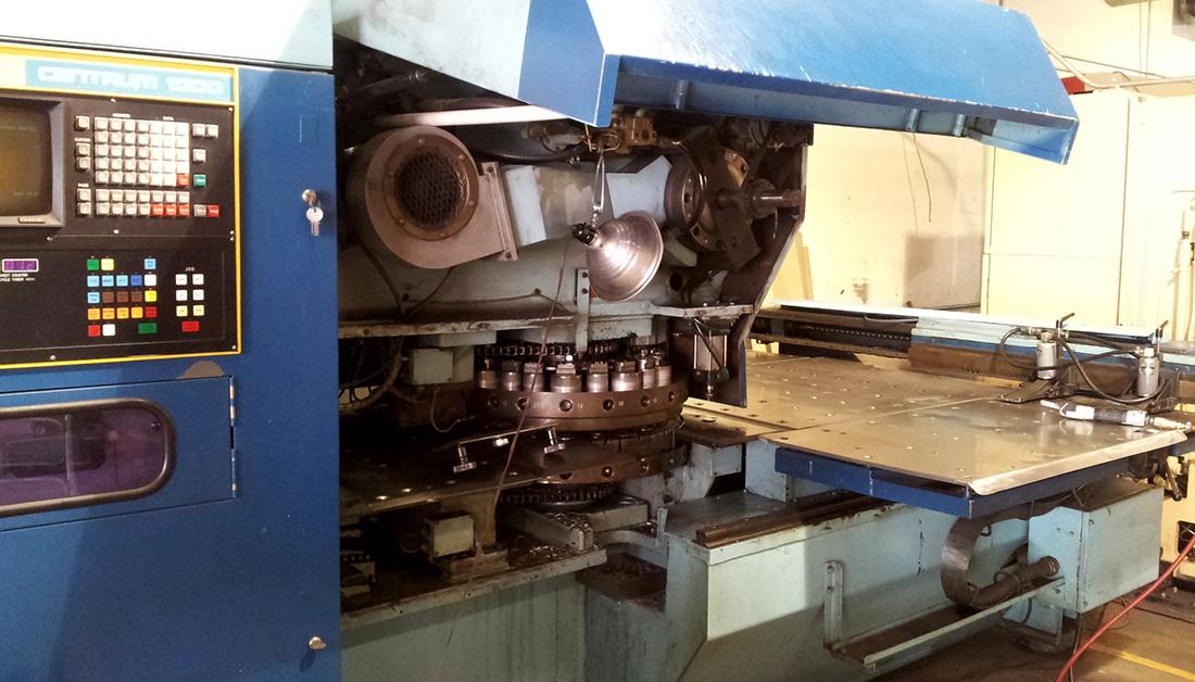 Precision Sheet Metal Manufacturing